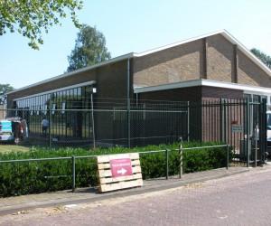 Ontwerp en bestek theaterfabriek  Apeldoorn (voormalig Zwitsal kantine)