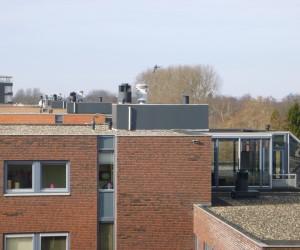 Upgraden traditioneel CLV systeem 32 appartementen